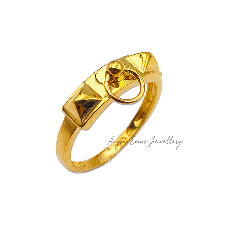 Cdc Ring All gold