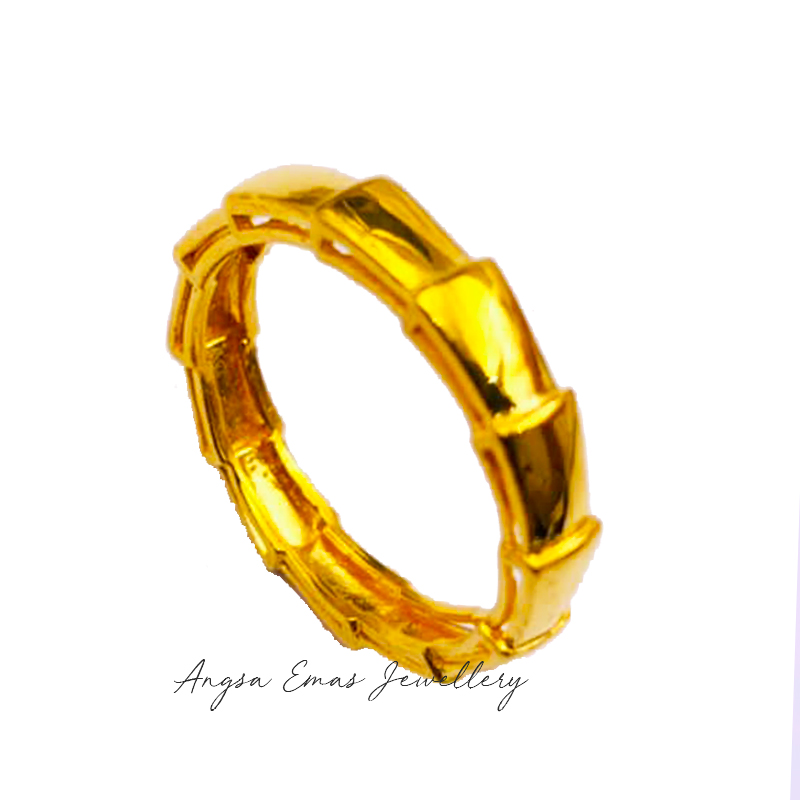 Serpenti  All Gold Ring